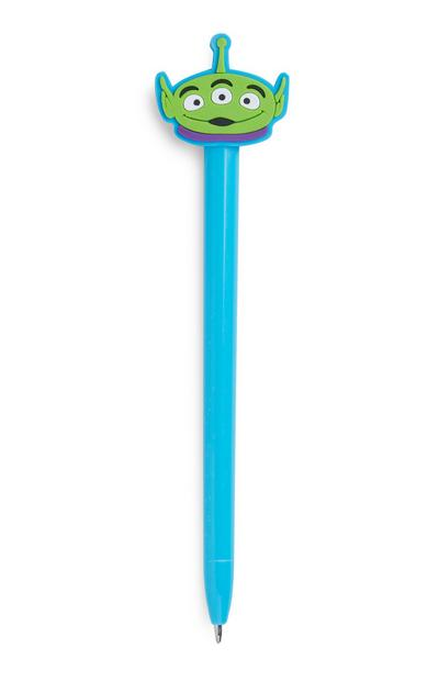 Blue Toy Story Alien Pen