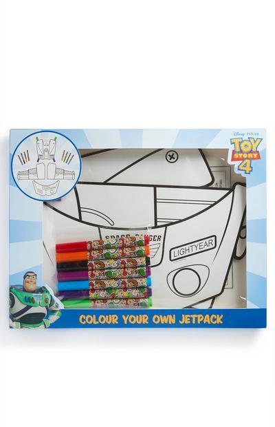 Ailes à fabriquer Buzz l'éclair Toy Story