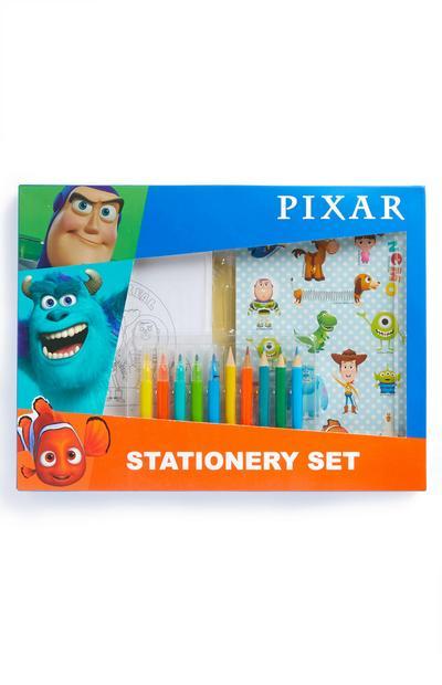 Kit de fournitures de bureau Pixar