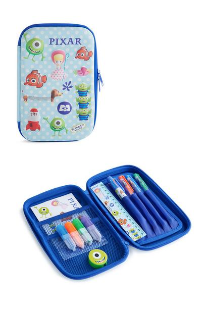 Pixar Pencil Case Set