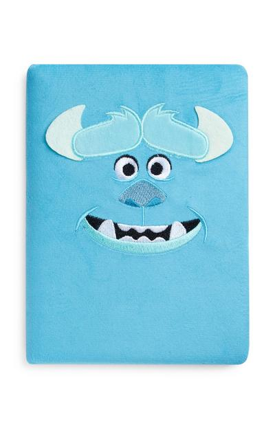 Blauw notitieboekje Monsters Inc Sulley