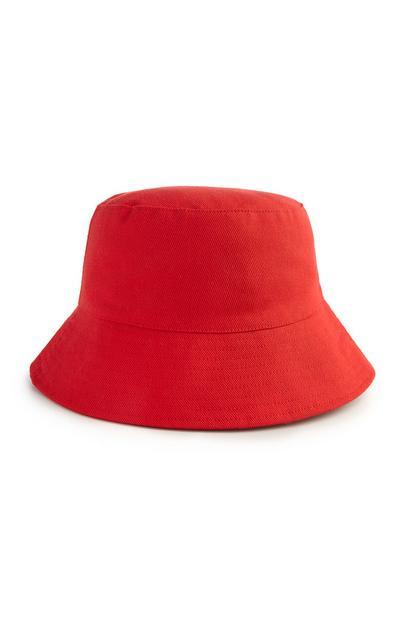 Roter Fischerhut