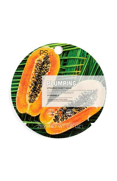 Plumping Vitamin E Face Sheet Mask