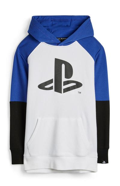 Older Boy Playstation Hoodie