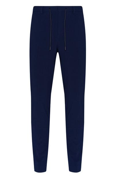 Kem Cetinay Navy Formal Joggers
