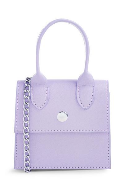 Lilac Micro Bag
