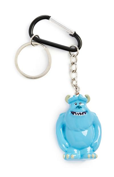 Monsters Inc Sulley Keyring