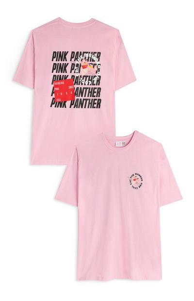 T-shirt Pink Panther