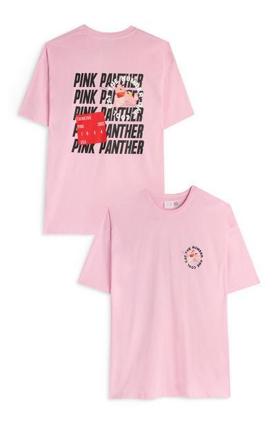 Camiseta de La pantera rosa
