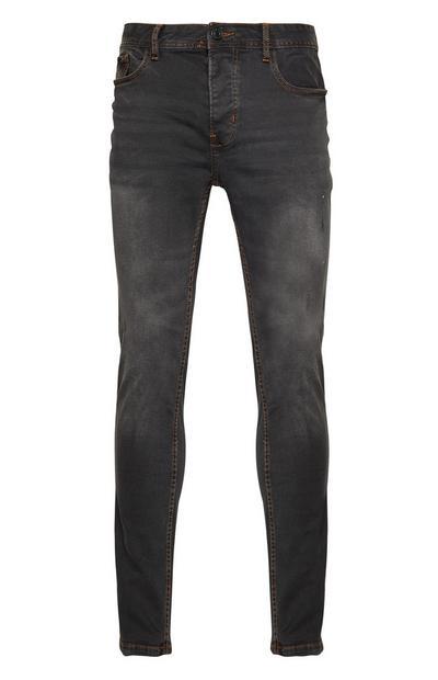 Jean skinny noir Premium