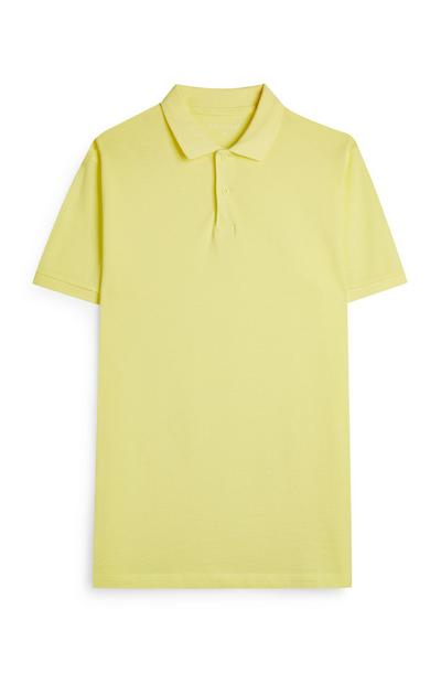 Lemon Polo Neck T-Shirt