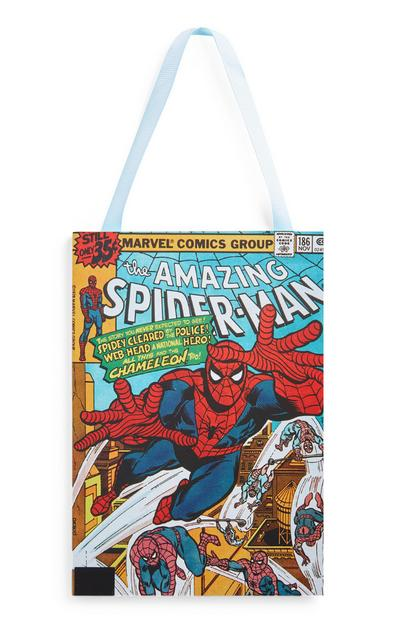 Targa Marvel Spiderman