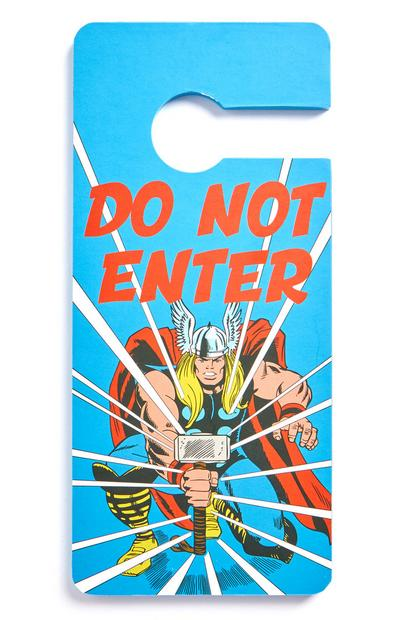 Marvel Thor Door Hanger