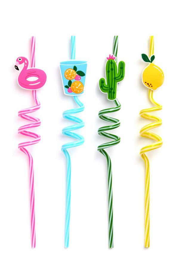 Tropical Straws