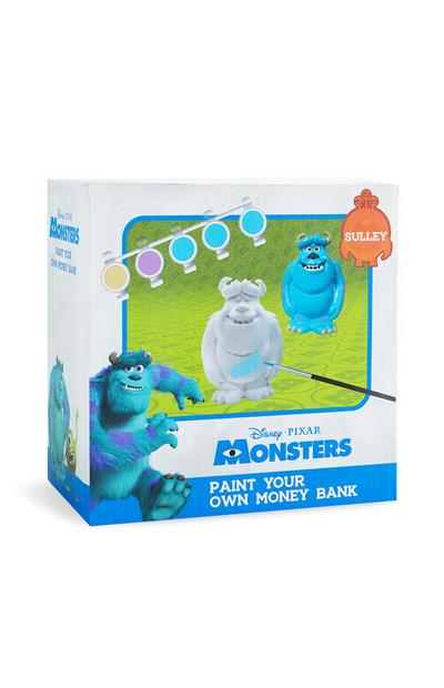 Pixar Monsters Inc DIY Moneybox