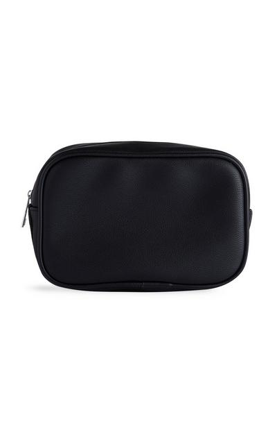 Black Wash Bag