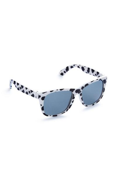 Stacey Solomon Baby Boy Cow Print Sunglasses