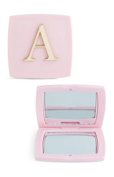 Pink A Initial Compact Mirror