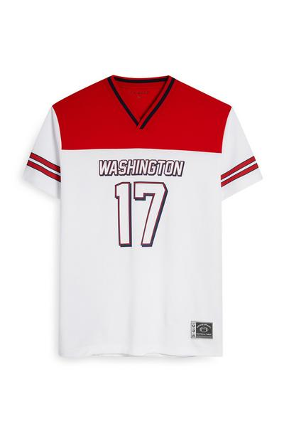 Washington Sports Jersey Top