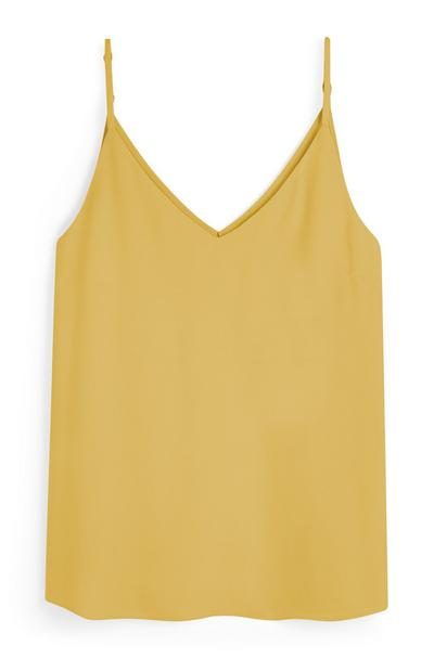 Yellow Cami Top