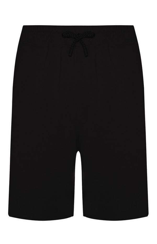 Schwarze Boardshorts