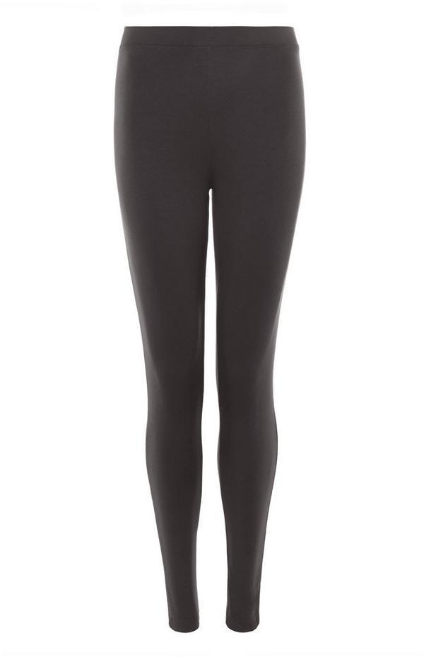 Black Cozy Leggings