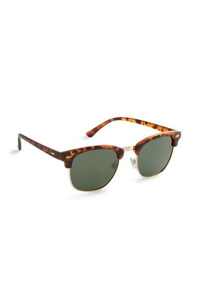 Sončna očala z vzorcem želvovine