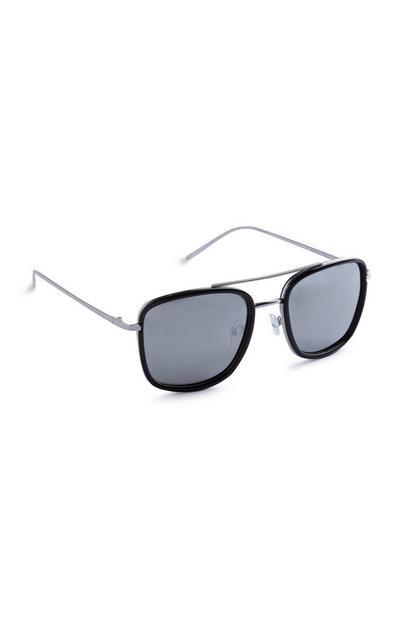 Kem Cetinay Sonnenbrille in Schwarz