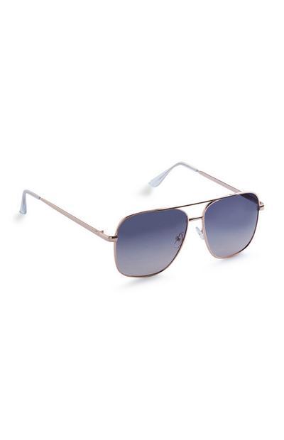 Kem Cetinay Aviator Sunglasses