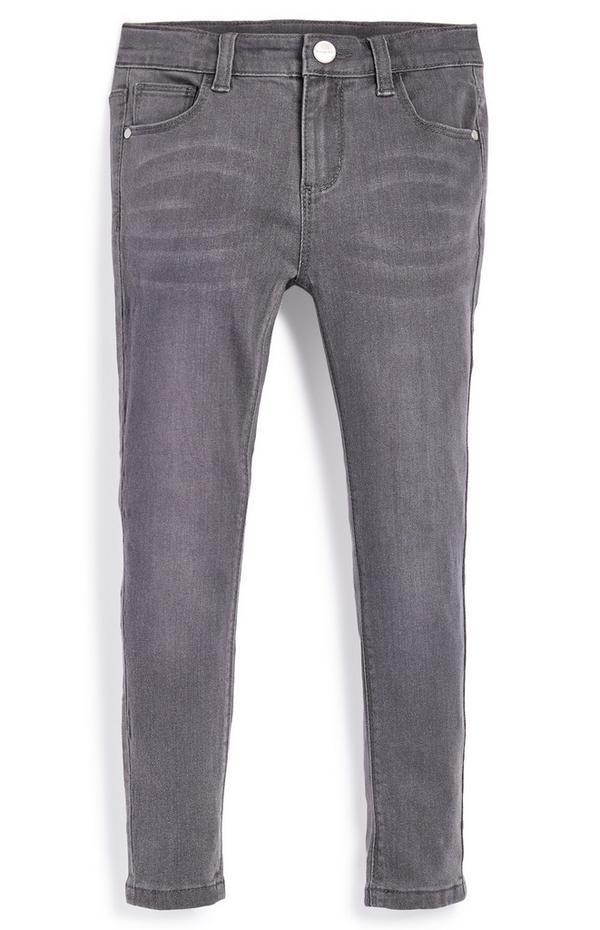 Skinny-Stretch-Jeans (kleine Mädchen)