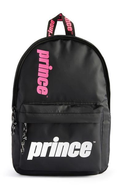 """""""Prince"""" Rucksack in Schwarz"""