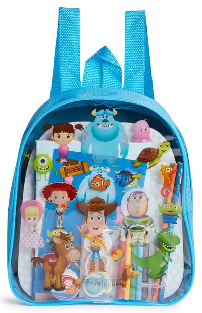 Pixar Toy Story Stationery Set And Bag
