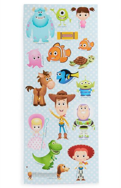 Pixar-stickers