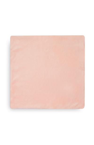 Blush Supersoft Cushion Cover