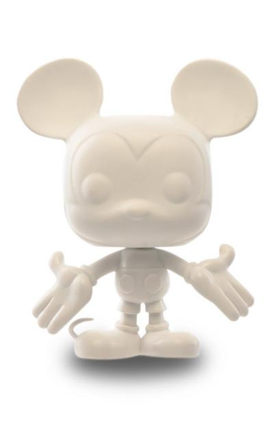 Mickey Mouse DIY Statue