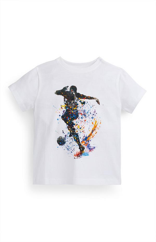 """""""Football"""" T-Shirt (kleine Jungen)"""
