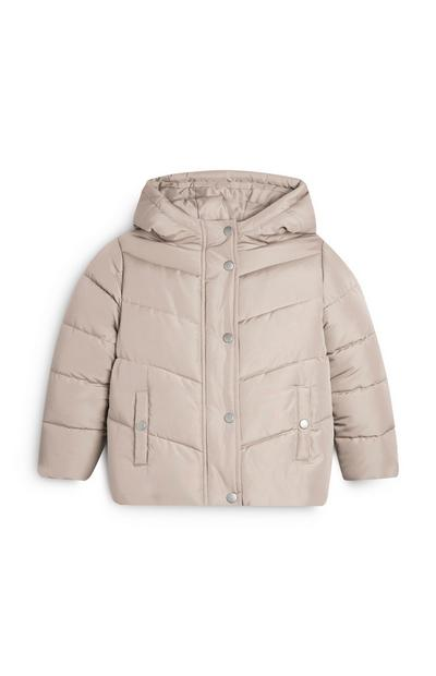 Younger Girl Padded Parka