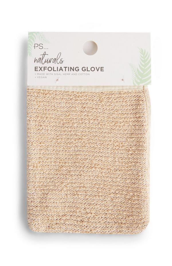 "Weicher ""Naturals"" Peeling-Handschuh"