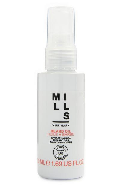 Aceite acondicionador para barba Joe Mills de 50 ml