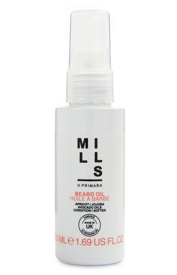 Óleo barba Joe Mills 50 ml