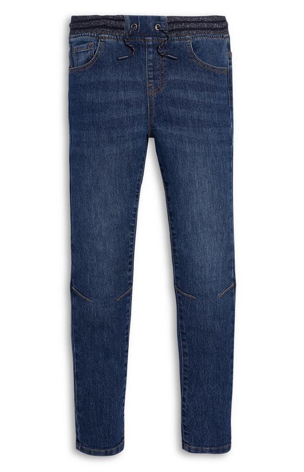 Dunkelblaue Jeans (Teeny Boys)