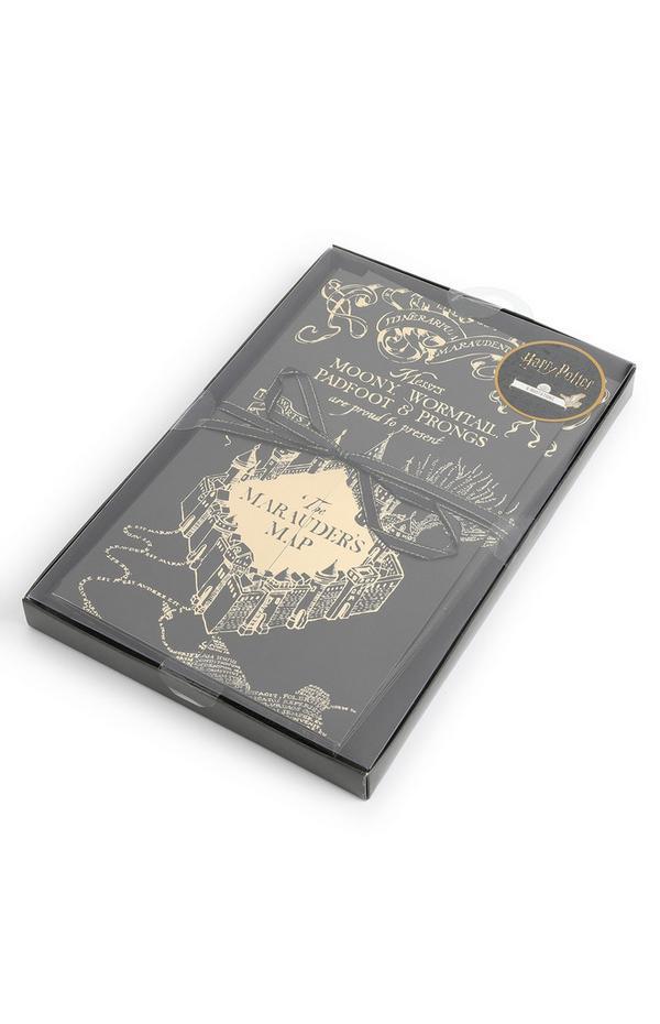 """""""Harry Potter Marauder's Map"""" Partyeinladungen im 8er-Pack"""