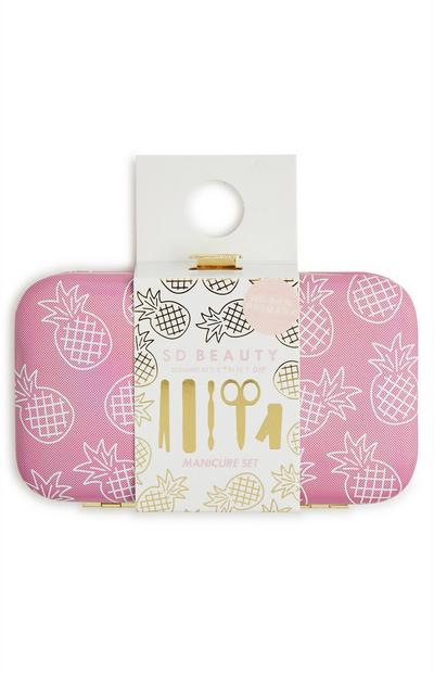 SD Beauty Pineapple Manicure Set