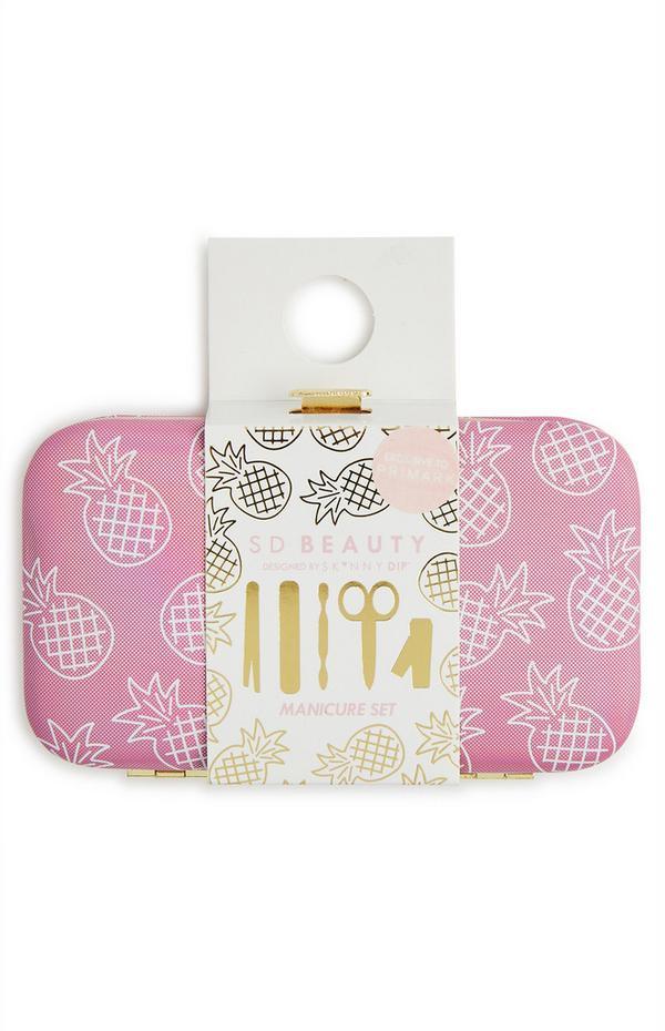 Skinny Dip Beauty Pineapple Manicure Set