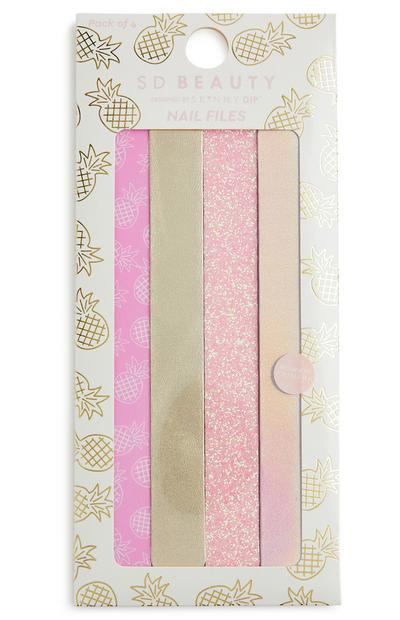 Skinny Dip Beauty Pineapple Nail Files