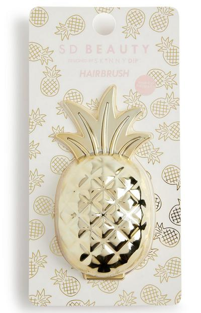 Skinny Dip Beauty Pineapple Detangler Hairbrush