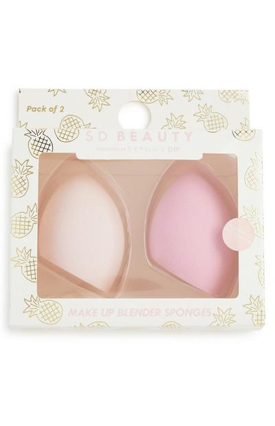 Skinny Dip Beauty Pineapple Blender Sponge Set