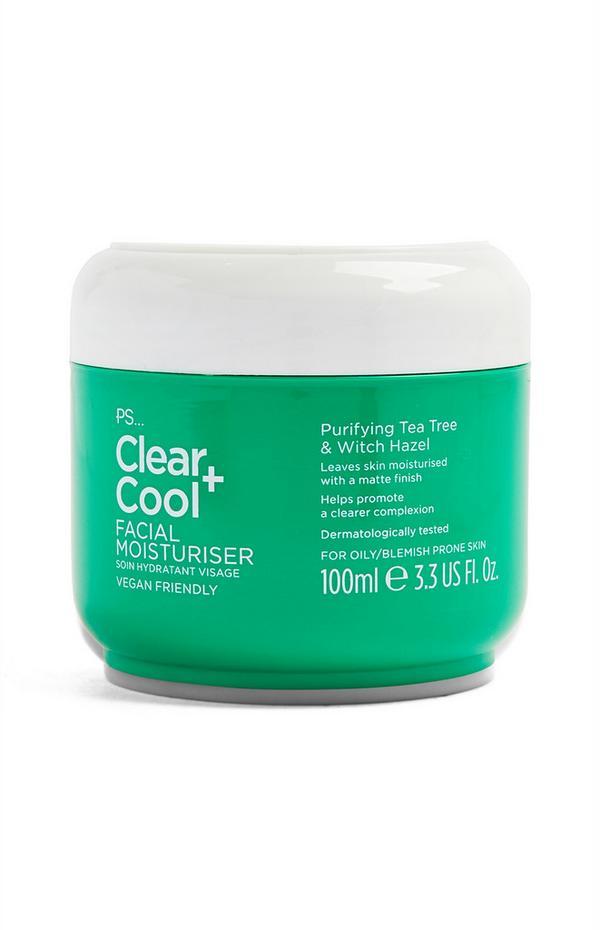 """""""PS Clear and Cool"""" Feuchtigkeitscreme für das Gesicht"""