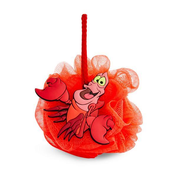 """Roter """"Arielle, die Meerjungfrau Sebastian"""" Körperschwamm"""