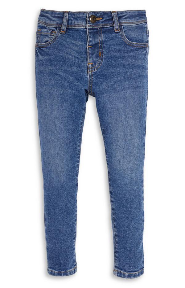 Blaue Skinny Jeans (kleine Jungen)
